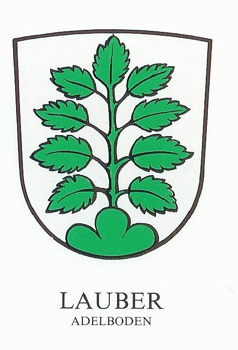 Wappen-Lauber-Adelboden
