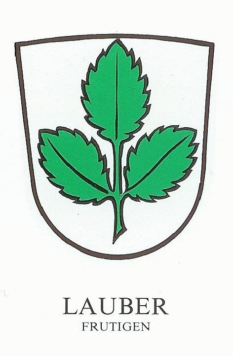 Wappen-Lauber-Frutigen